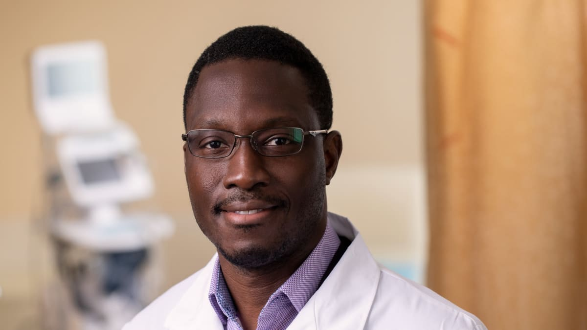 Onyema Ogbuagu > Specialists > Yale Medicine