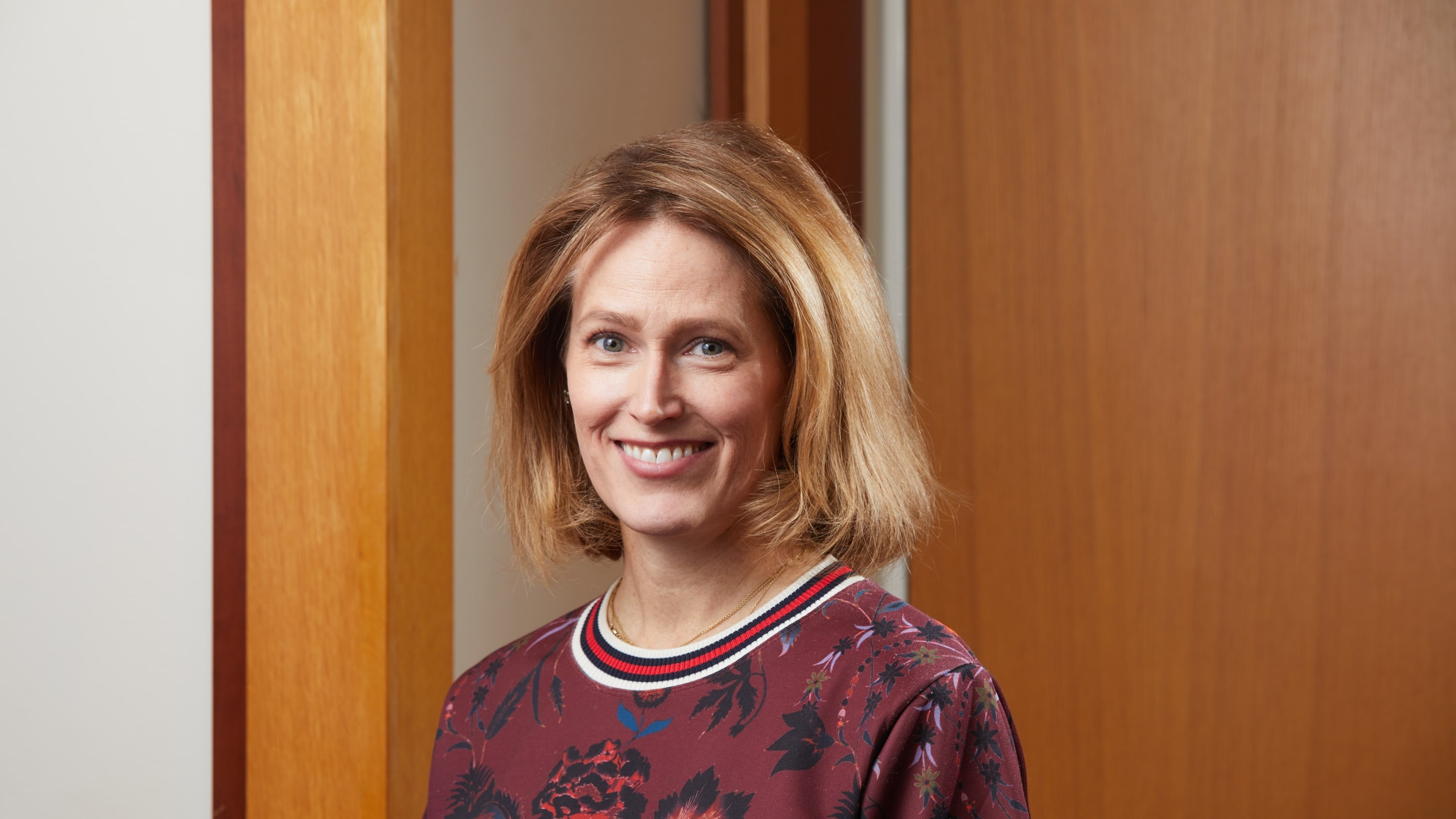 Monique Hinchcliff, MD, MS, head of the Yale Scleroderma Program