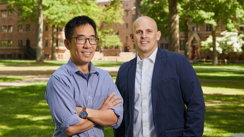 Dr. Yu & Dr. Johnson
