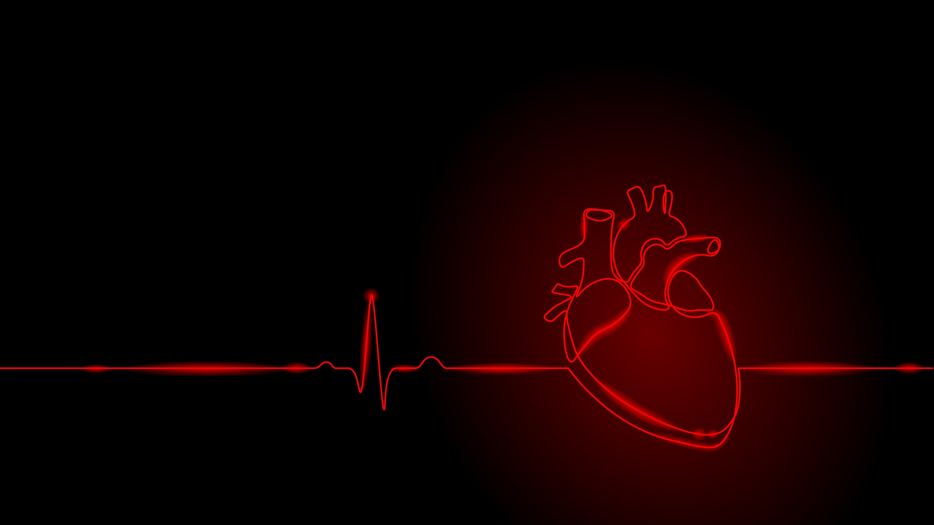 heart pumping, possibly after TAVR procedure