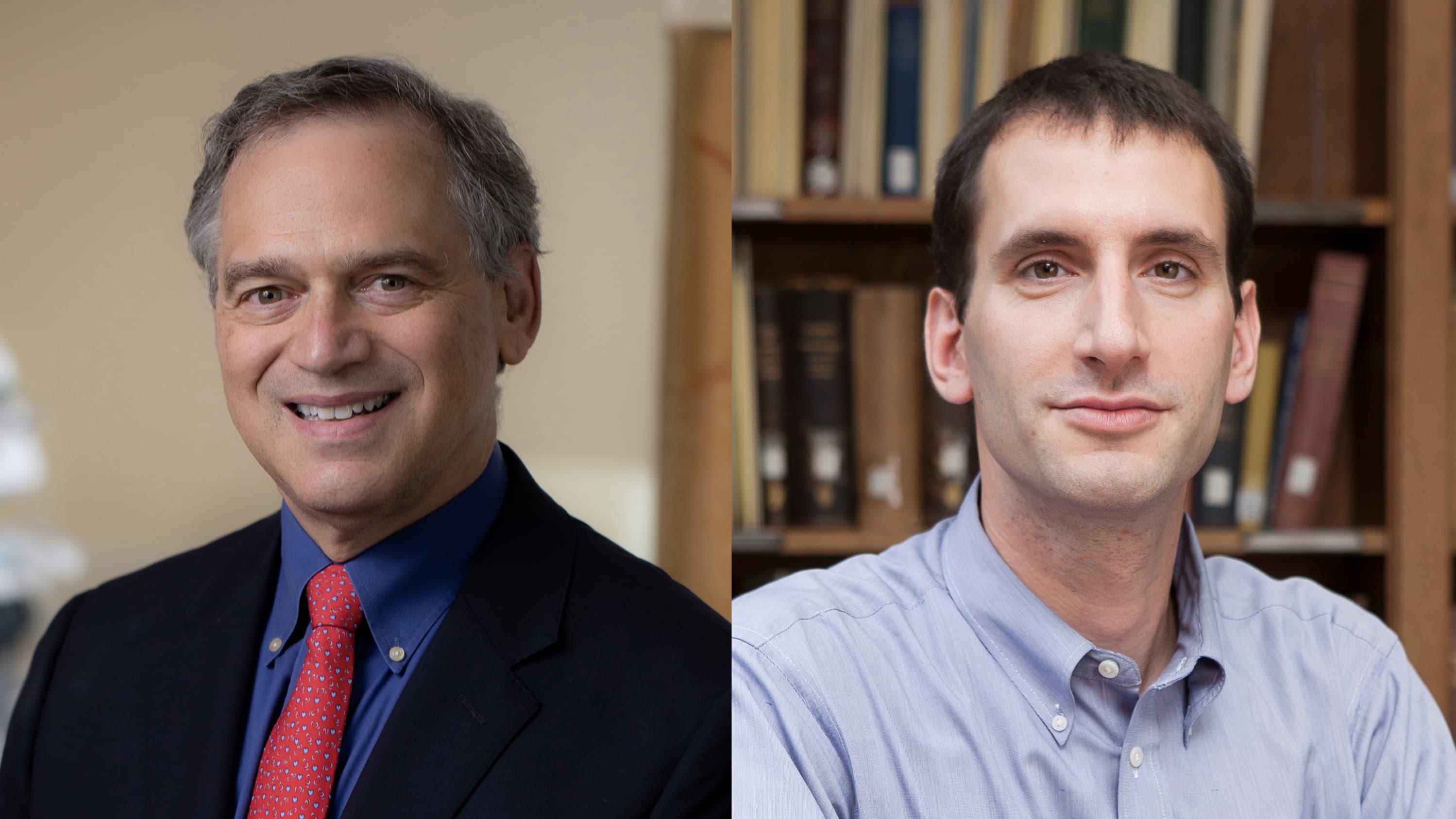 Harlan Krumholz and Joseph Ross, creators of medRxiv