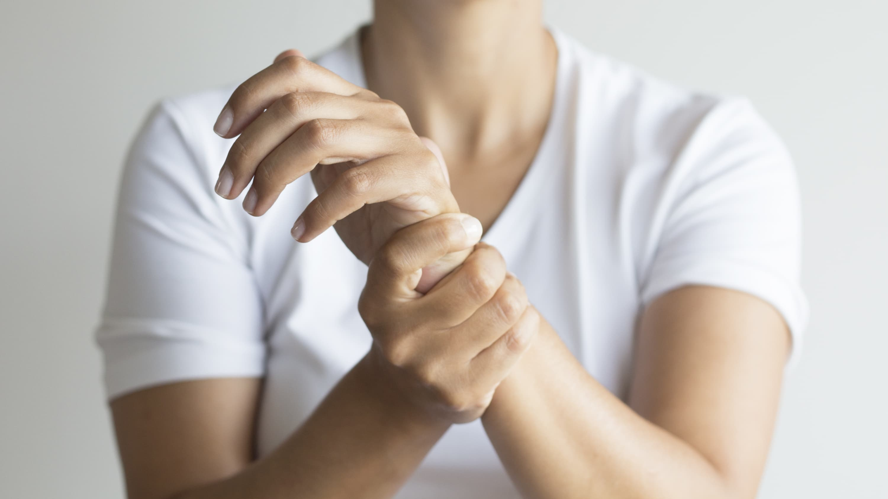 wrist pain, possbily from carpal tunnel syndrome