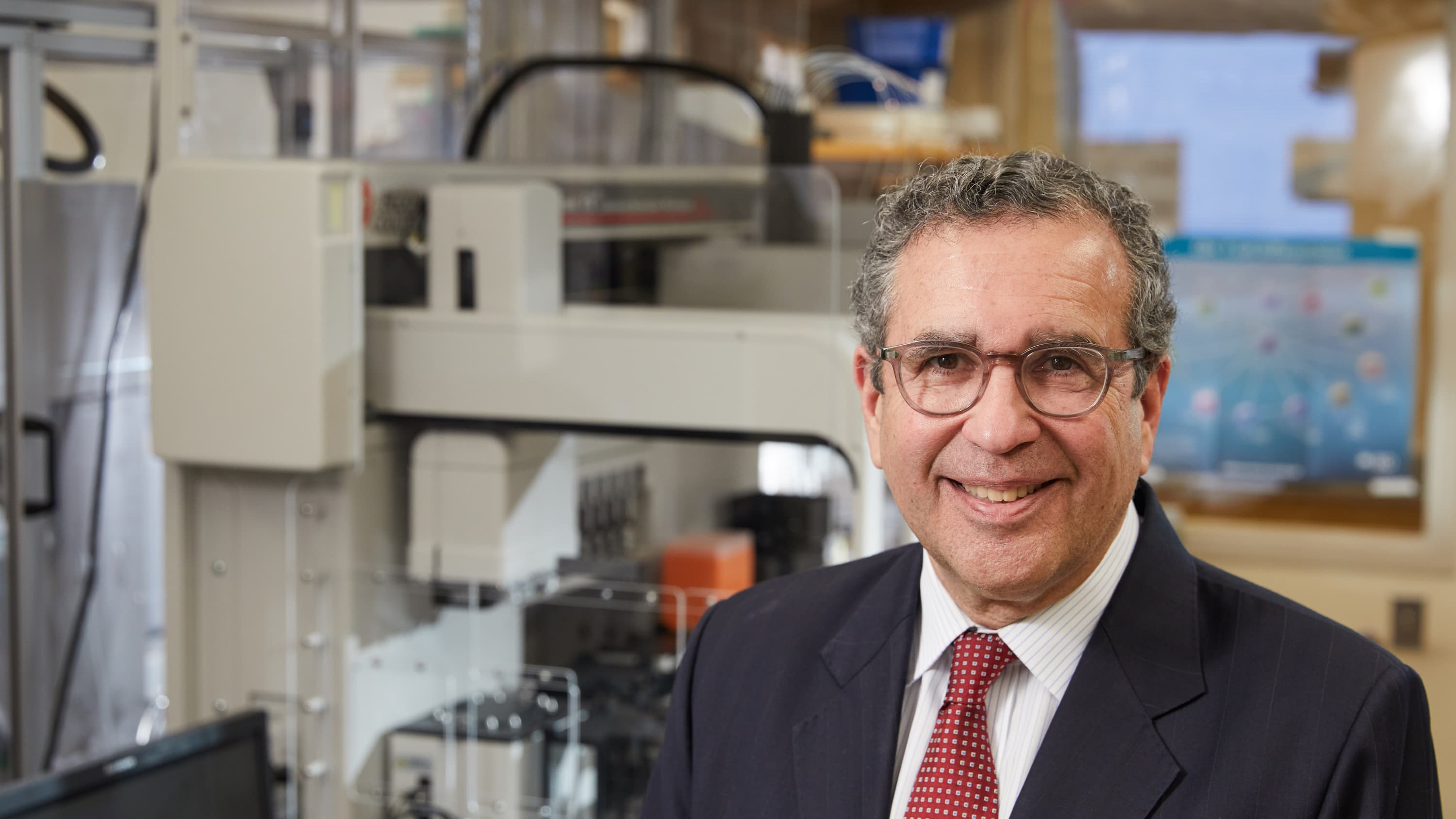 David Hafler, MD, is a world-renowned neuroimmunologist specializing in multiple sclerosis.