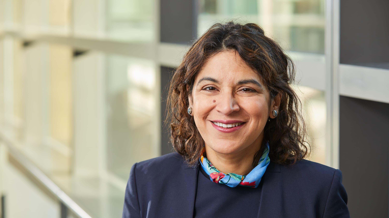 Portrait of Nita Ahuja, MD