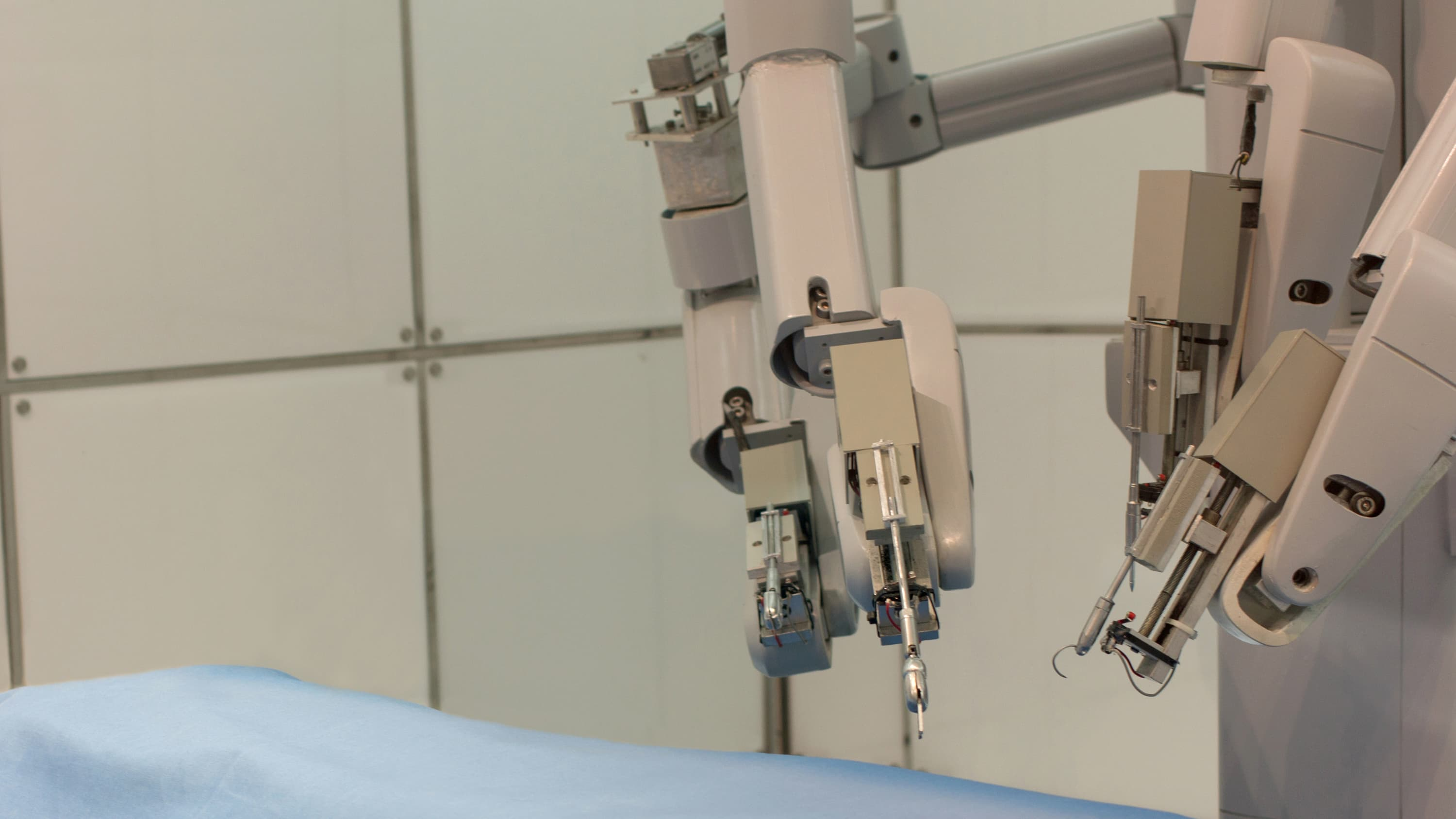 Tools for robotic surgery