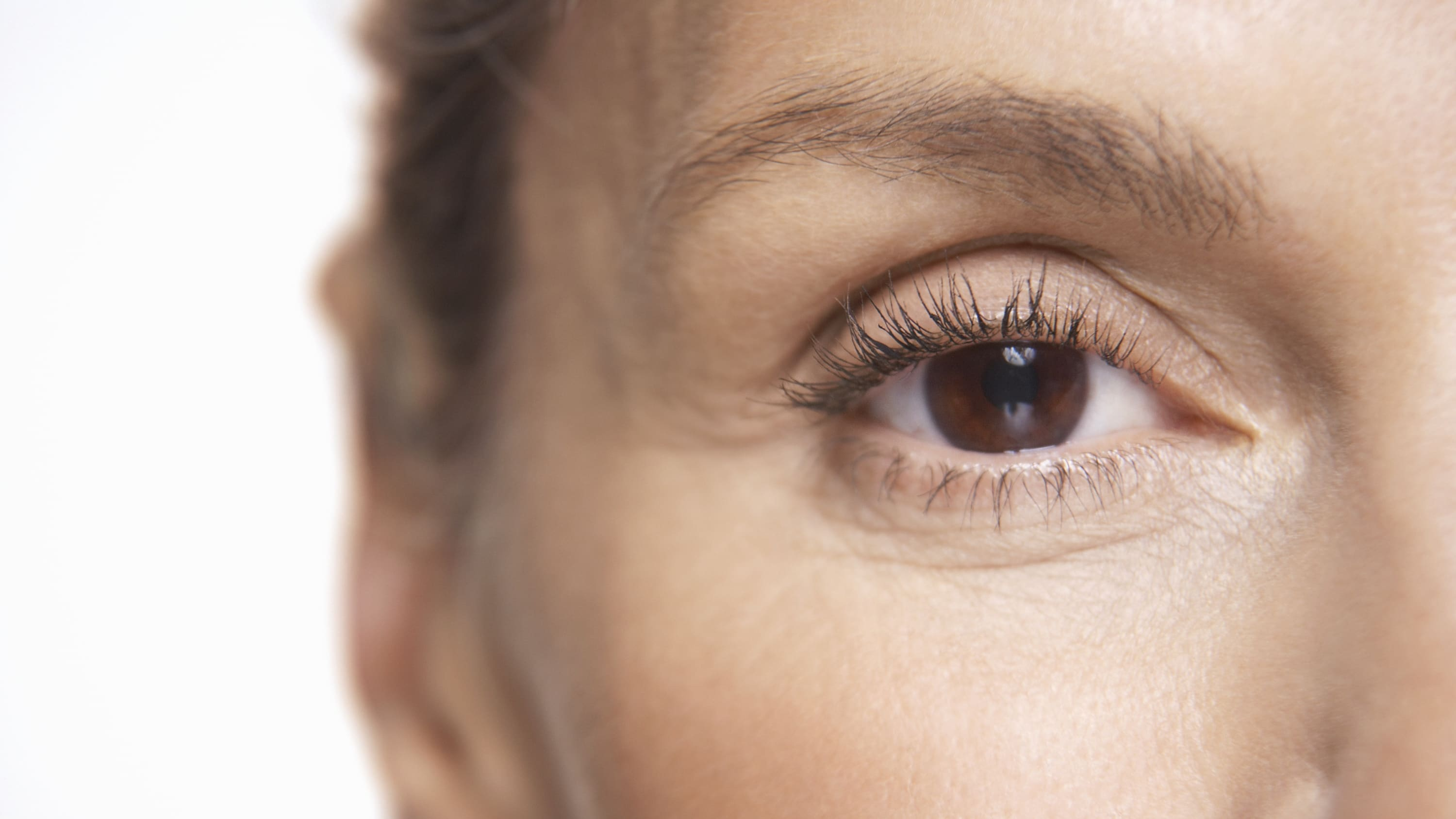 A person who sees double vision may have strabismus.