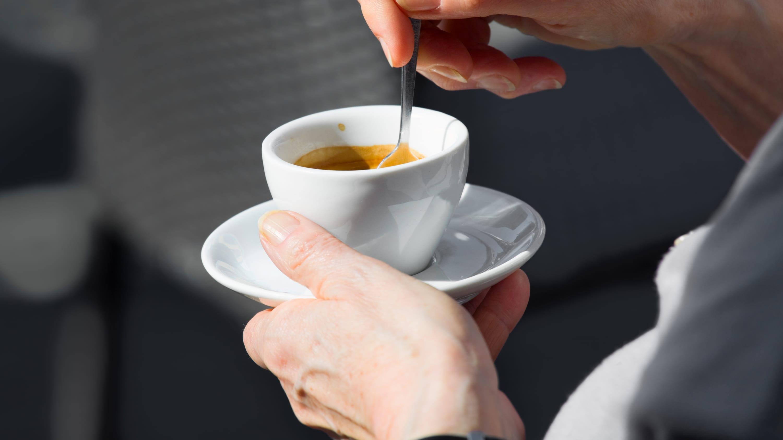 Before brachial plexus surgery, stirring coffee might be difficult.