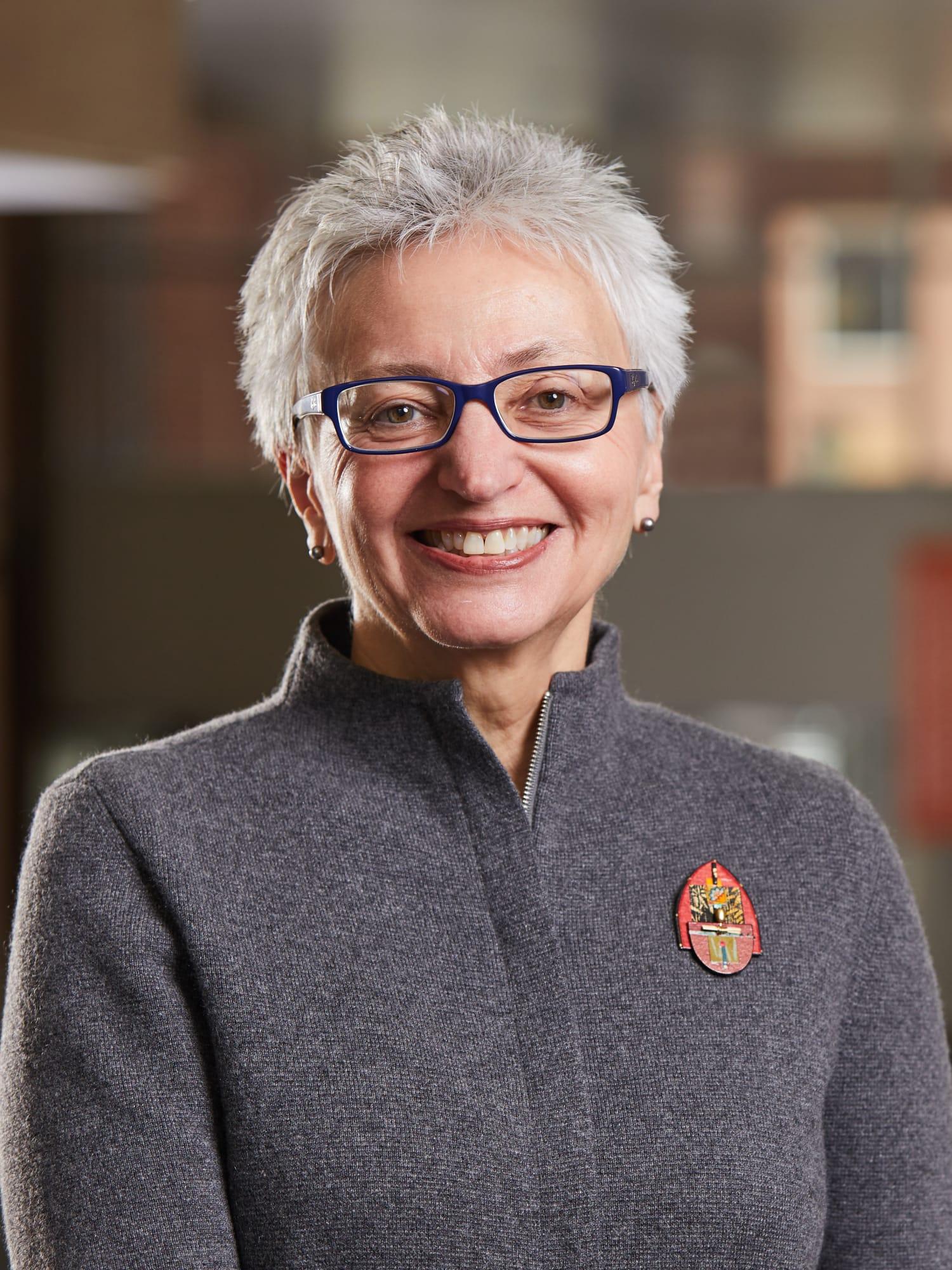 Carolyn M Mazure