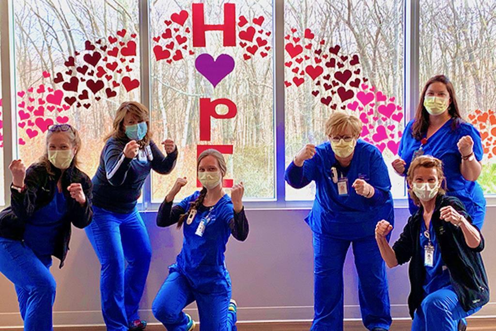 team of nurses