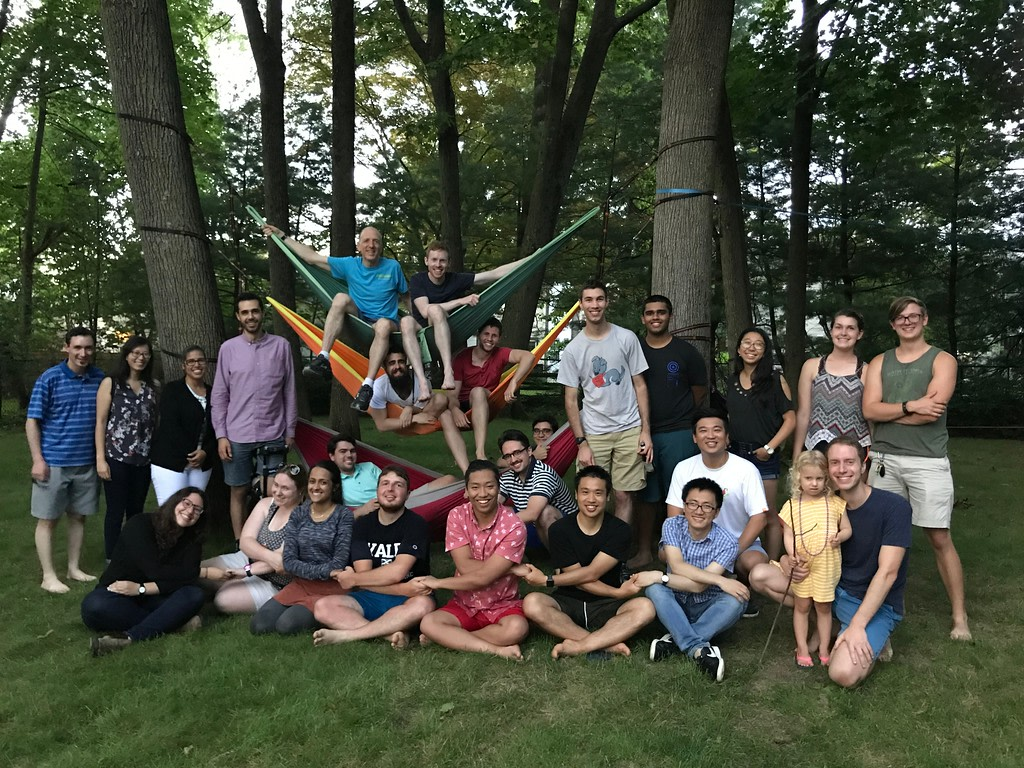Lab Summer Outing 2018
