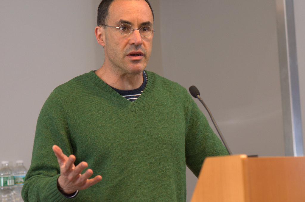 Gregg Gonsalves discussed the politics of health care.
