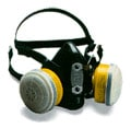 Workers must be trained to use respirators properly.