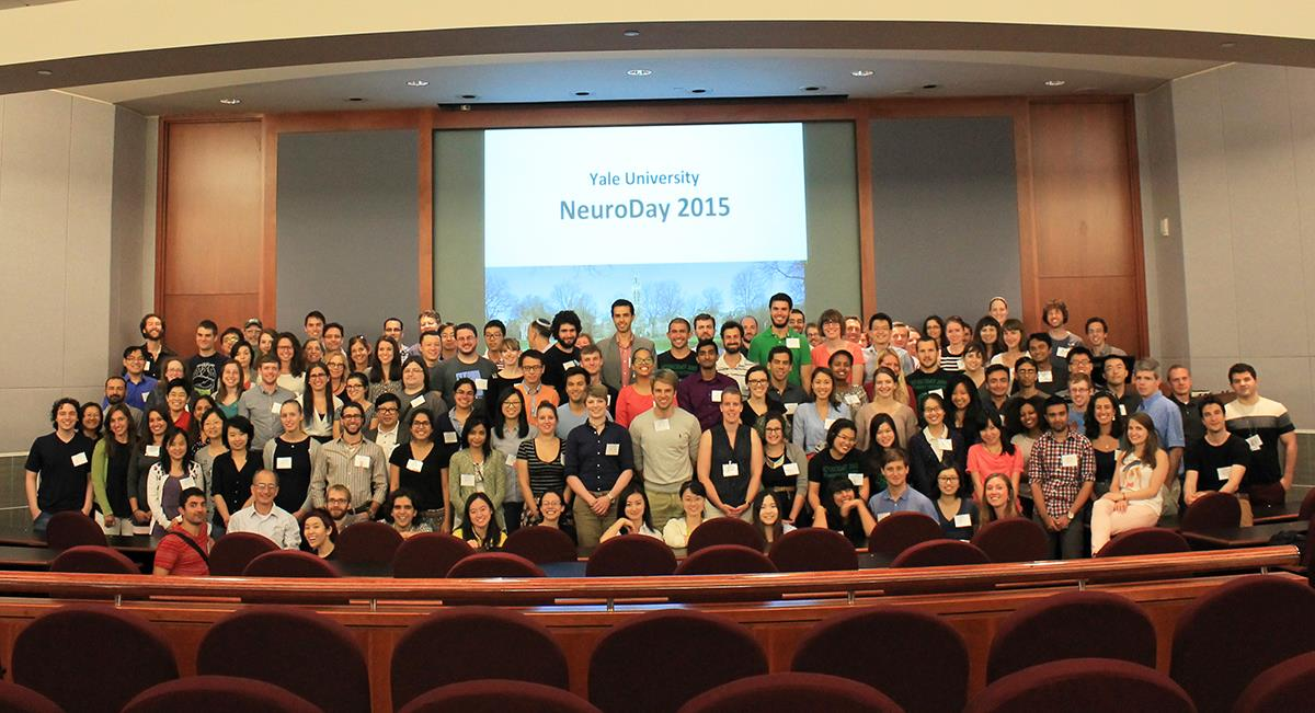 Neuroday 2015 participants