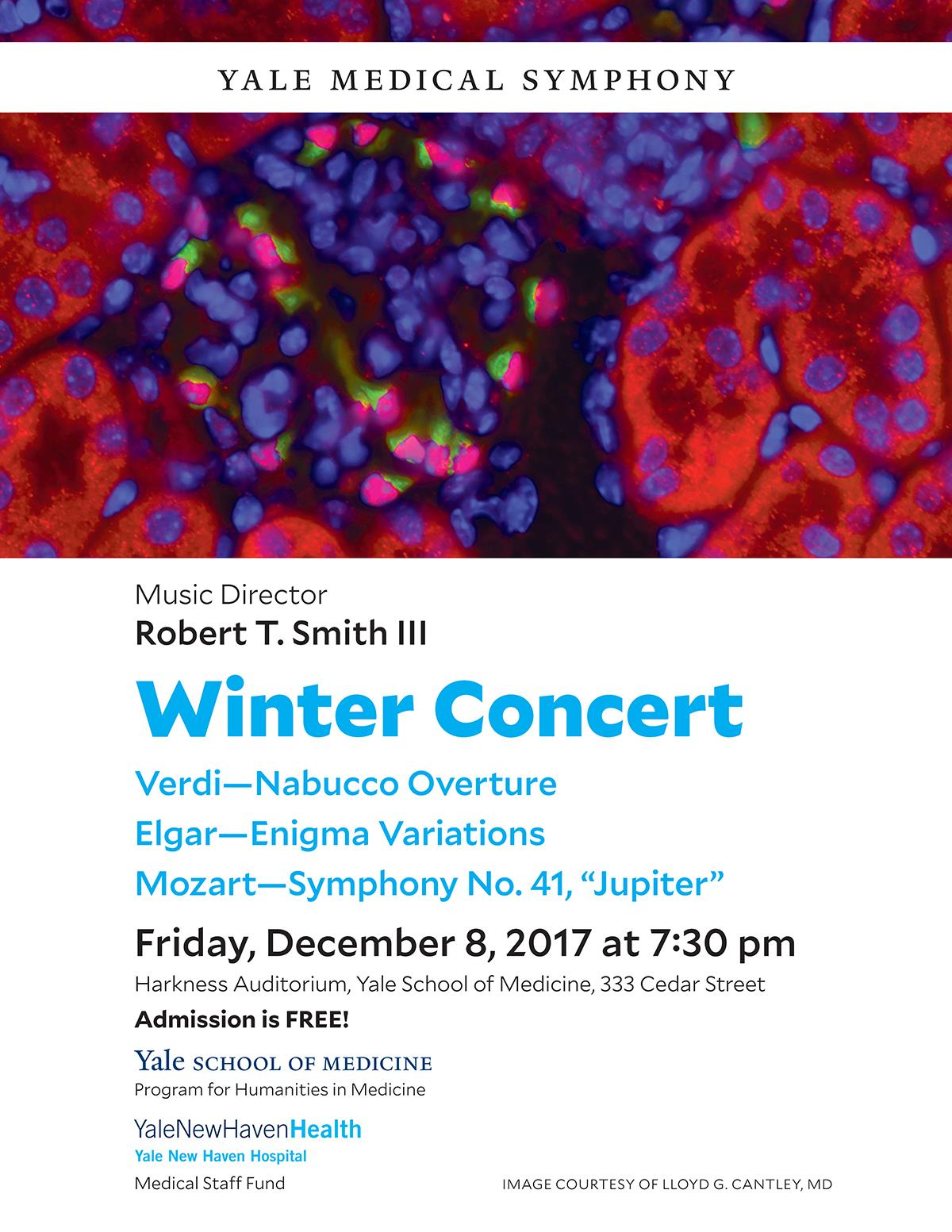 Yale Medical Symphony: Winter 2017