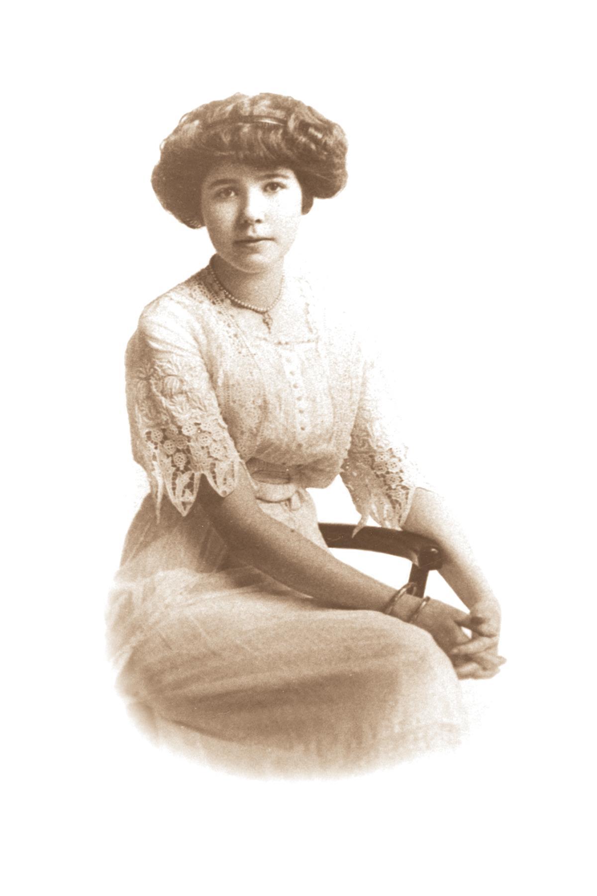 Ethel Donaghue