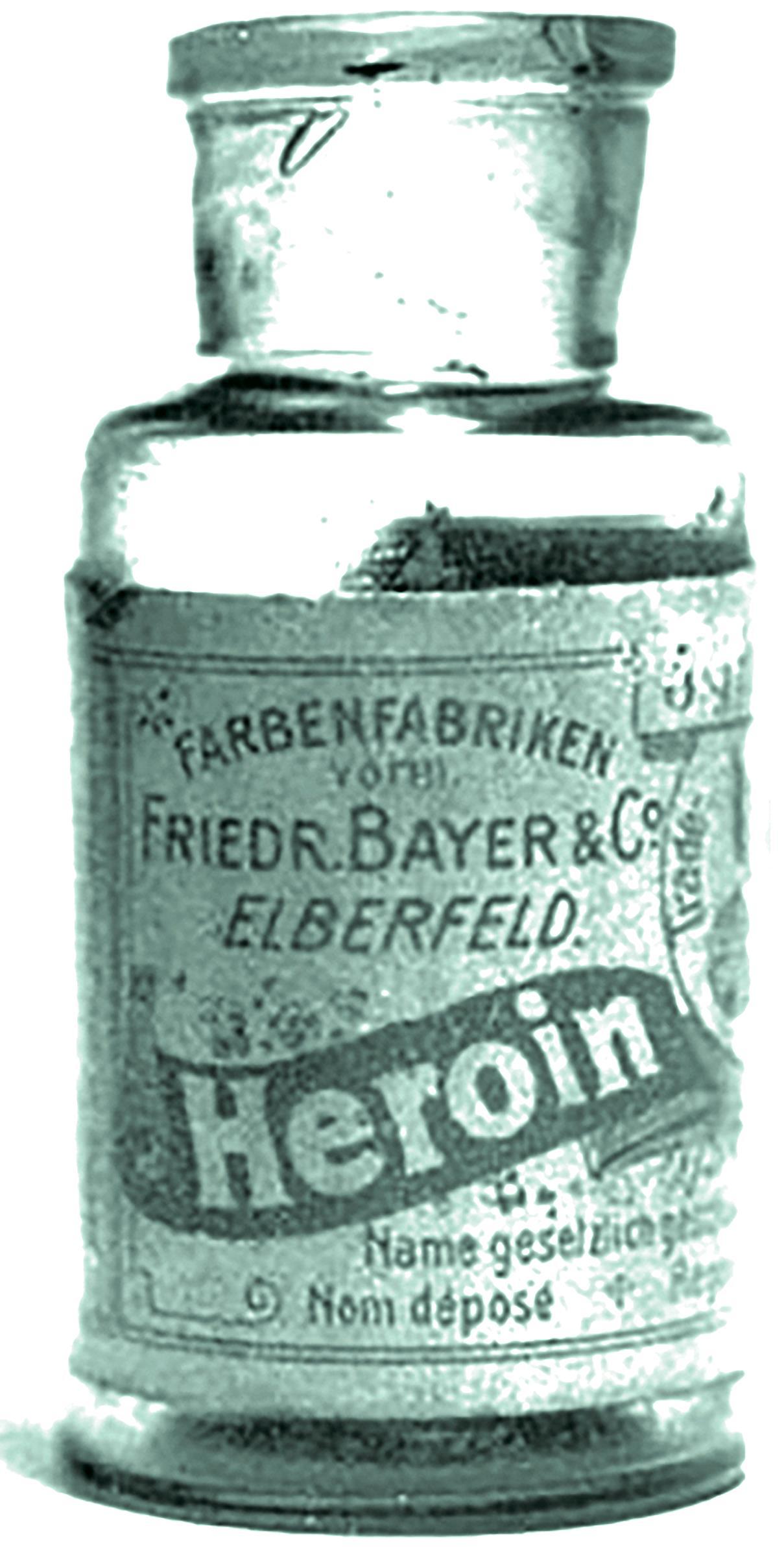 dreser-heroin