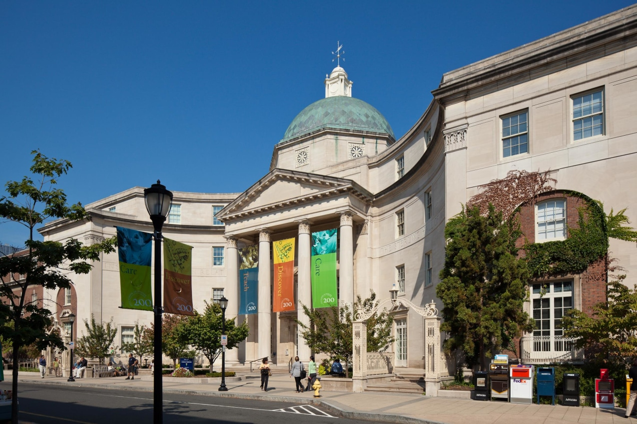 Sterling Hall of Medicine