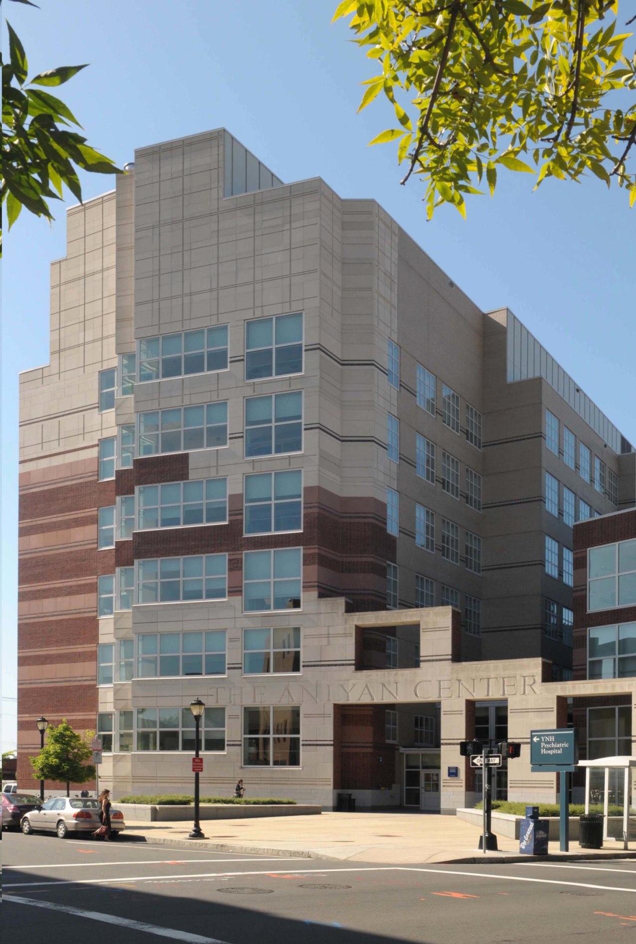 The Anlyan Center