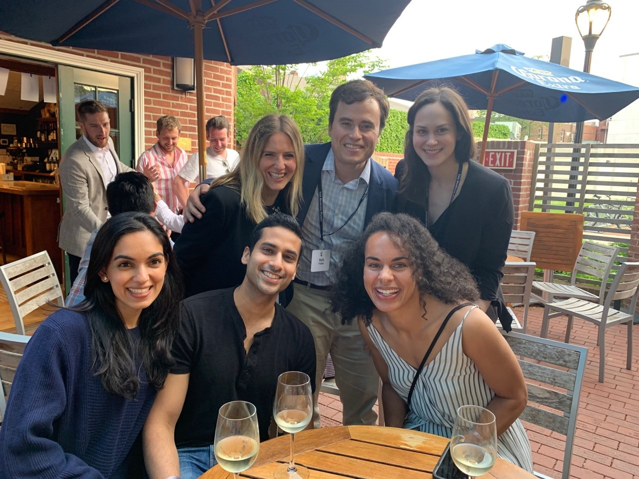 5th Reunion Gathering at Mory's, June 1, 2019