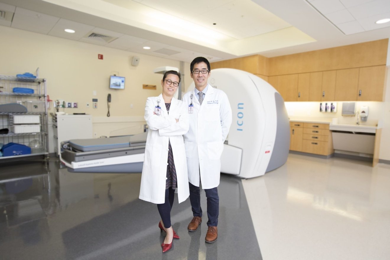 Veronica Chiang, MD, FAANS and James B. Yu, MD, MHS
