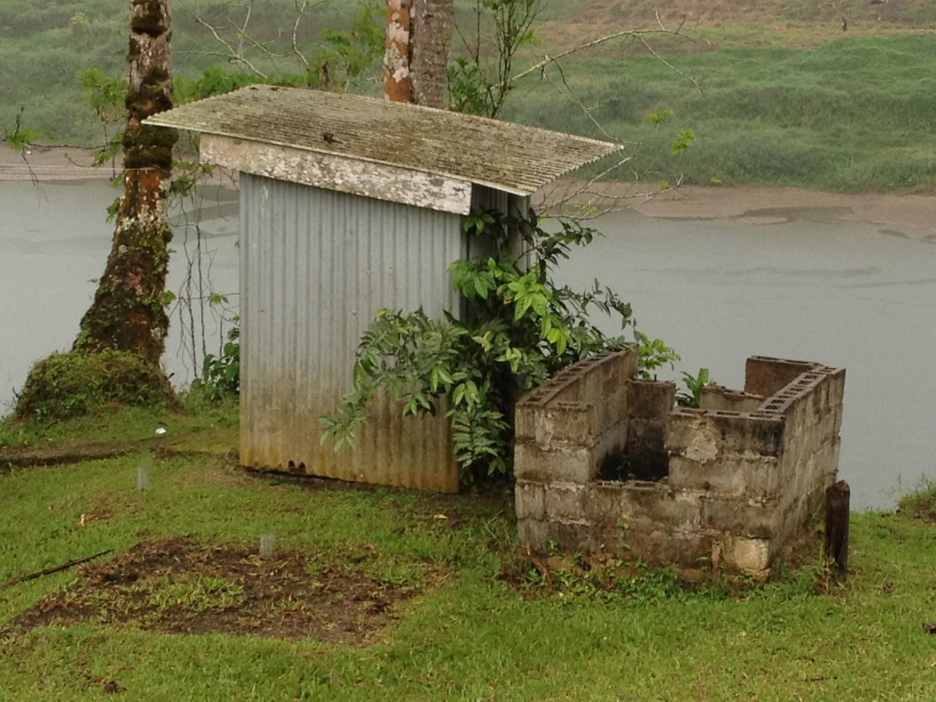 Toilet in Fiji