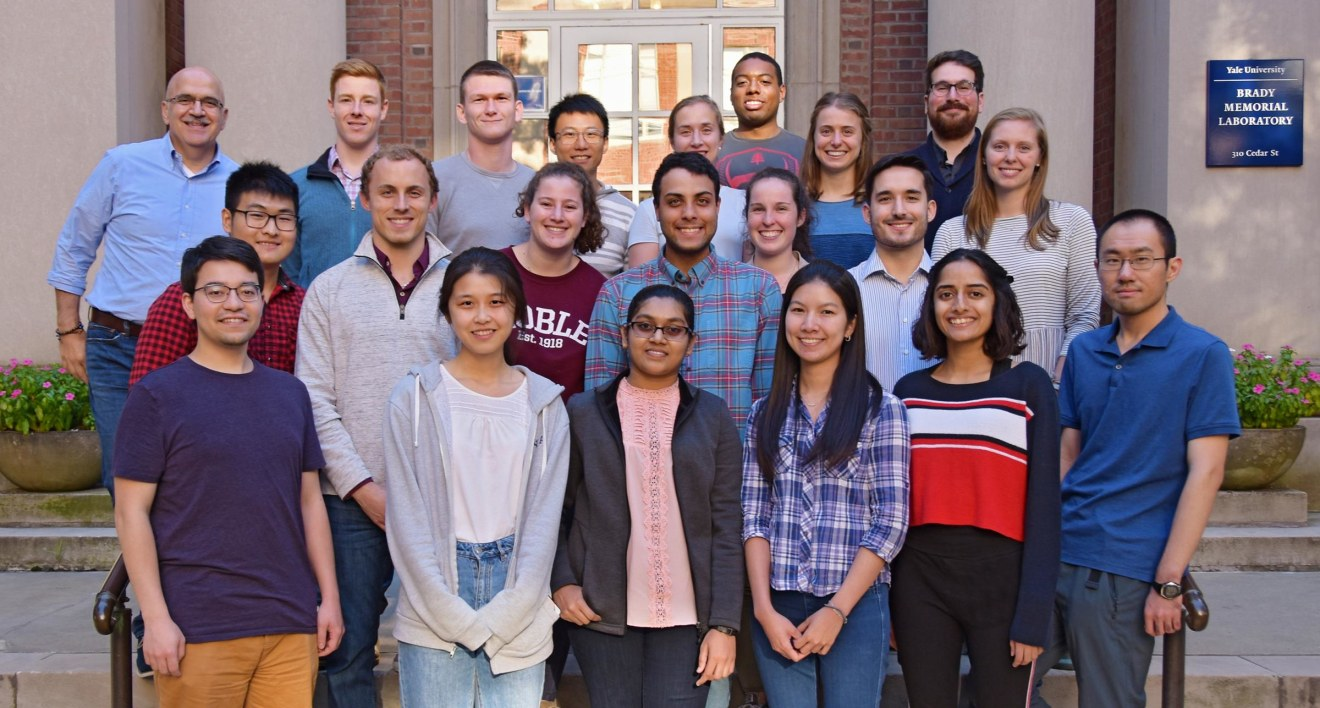 ExPath student group photo 2018