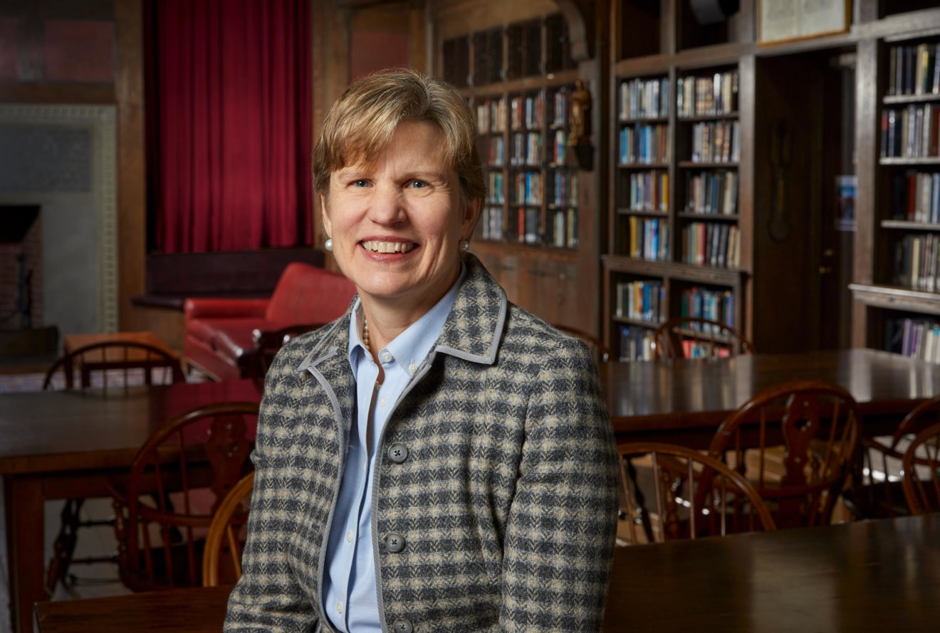 Nancy Brown takes office as dean on February 1. Her early priorities include improving the work climate at the School of Medicine, exploring new opportunities to develop physician-scientists, and supporting Yale's strategic plan for science.