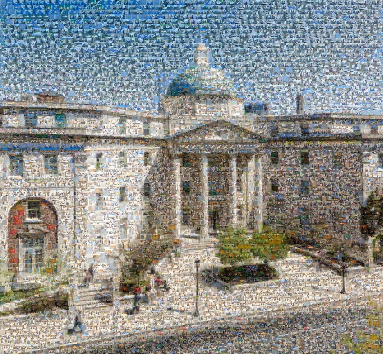 SHM Mosaic