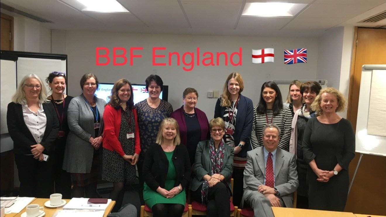 BBF England Committee