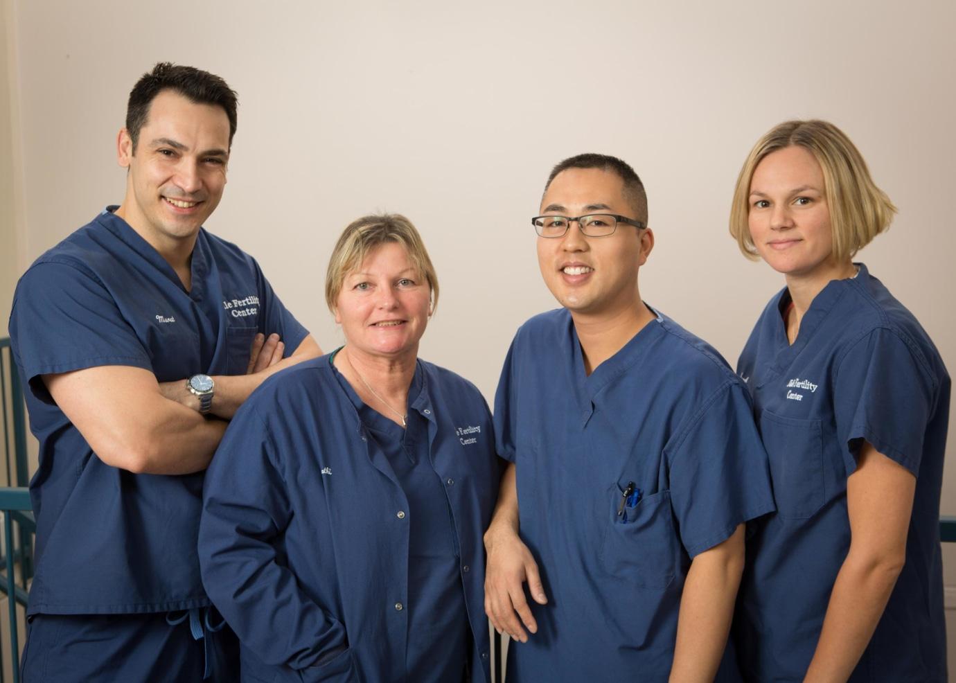 Embryology Staff