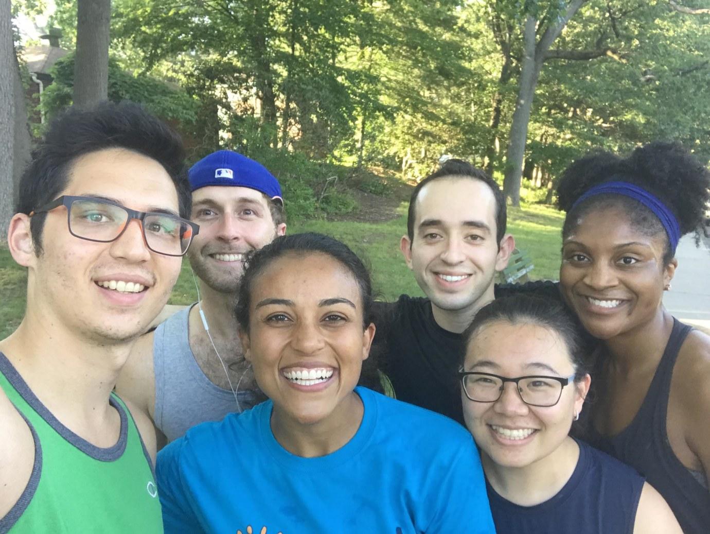 2018 Pediatric Running Club