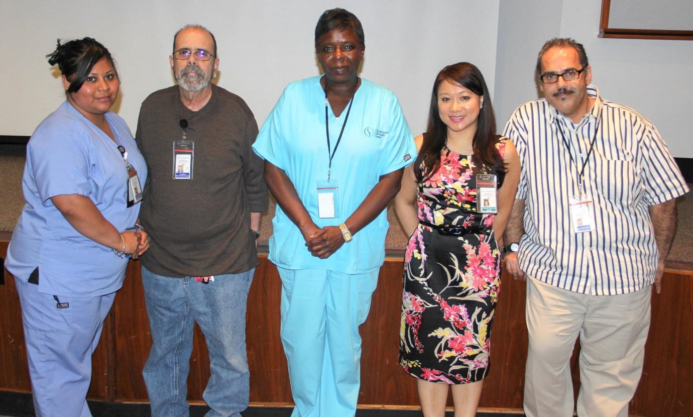 CMHC Wellness Center Team