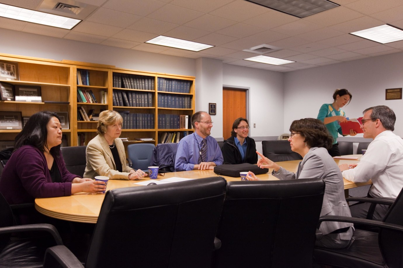 All of the clinical training sites are represented on the Graduate Education Committee (GEC), which is responsible for setting policy for the Psychiatry Residency Education program.