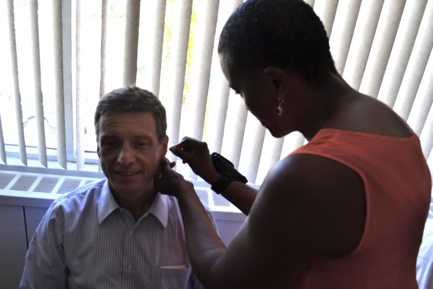 Ear Acupuncture: A Tool for Recovery