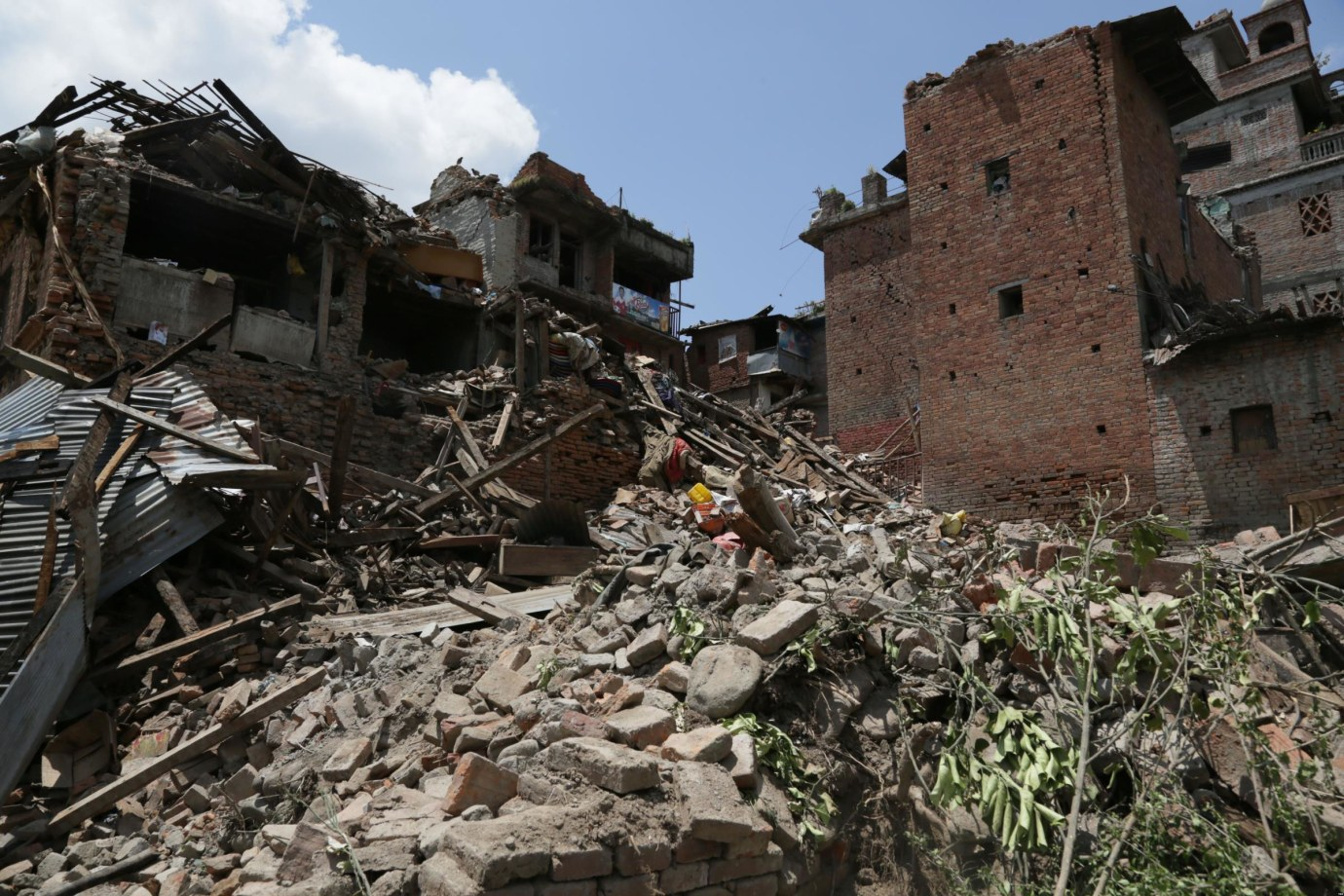An April 25 earthquake devastated Nepal. In its aftermath, an organization founded by Yale medical students is helping to rebuild the health care system in the country.