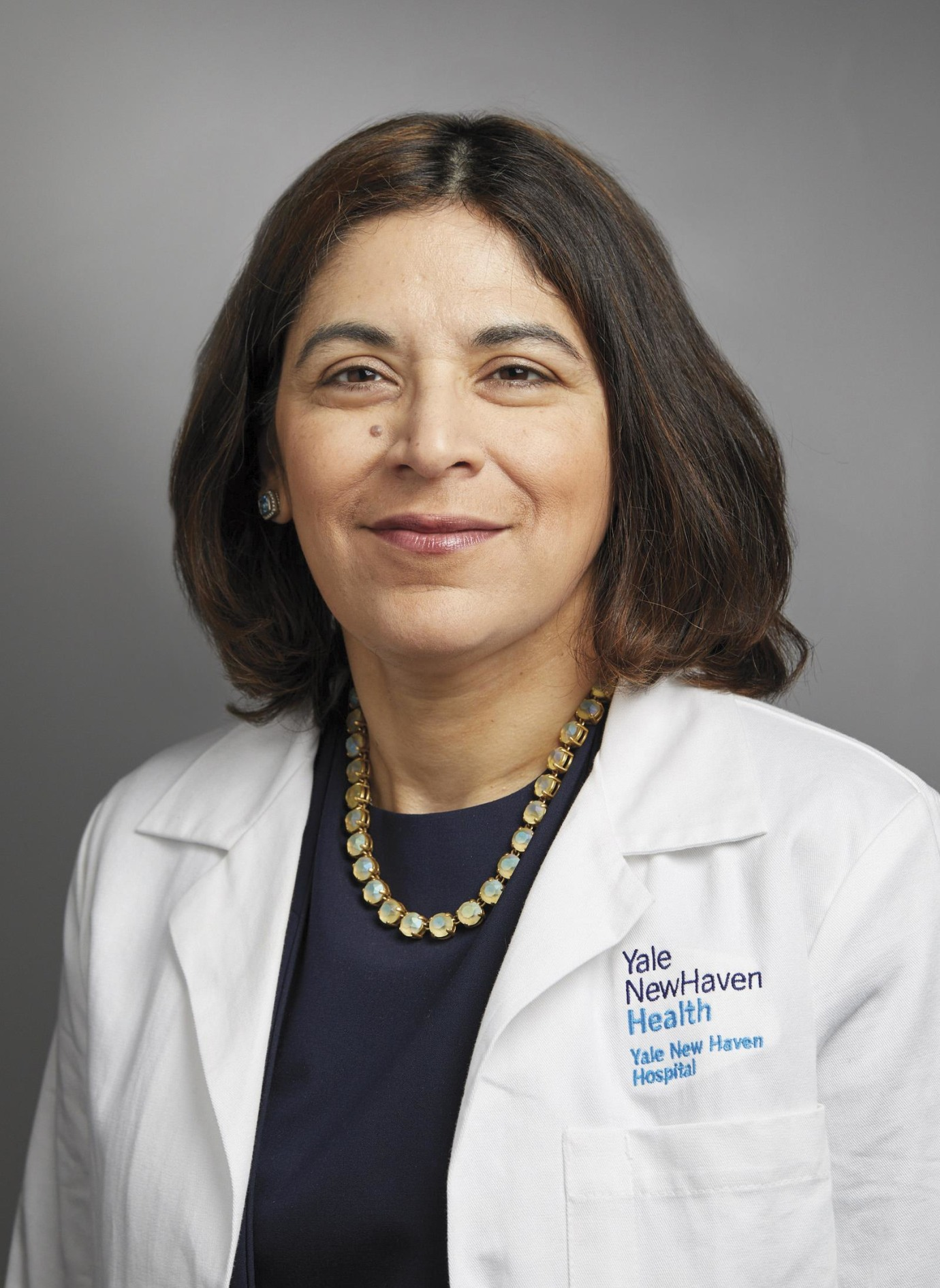 Nita Ahuja is fully prepared to lead Yale's department of surgery as their first woman chair.