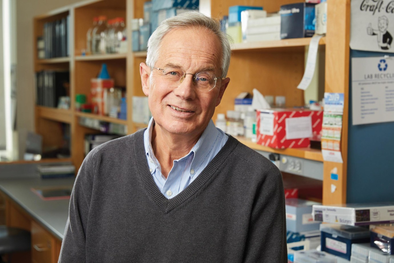 Joseph Craft is the inaugural director of the Colton Center for Autoimmunity at Yale