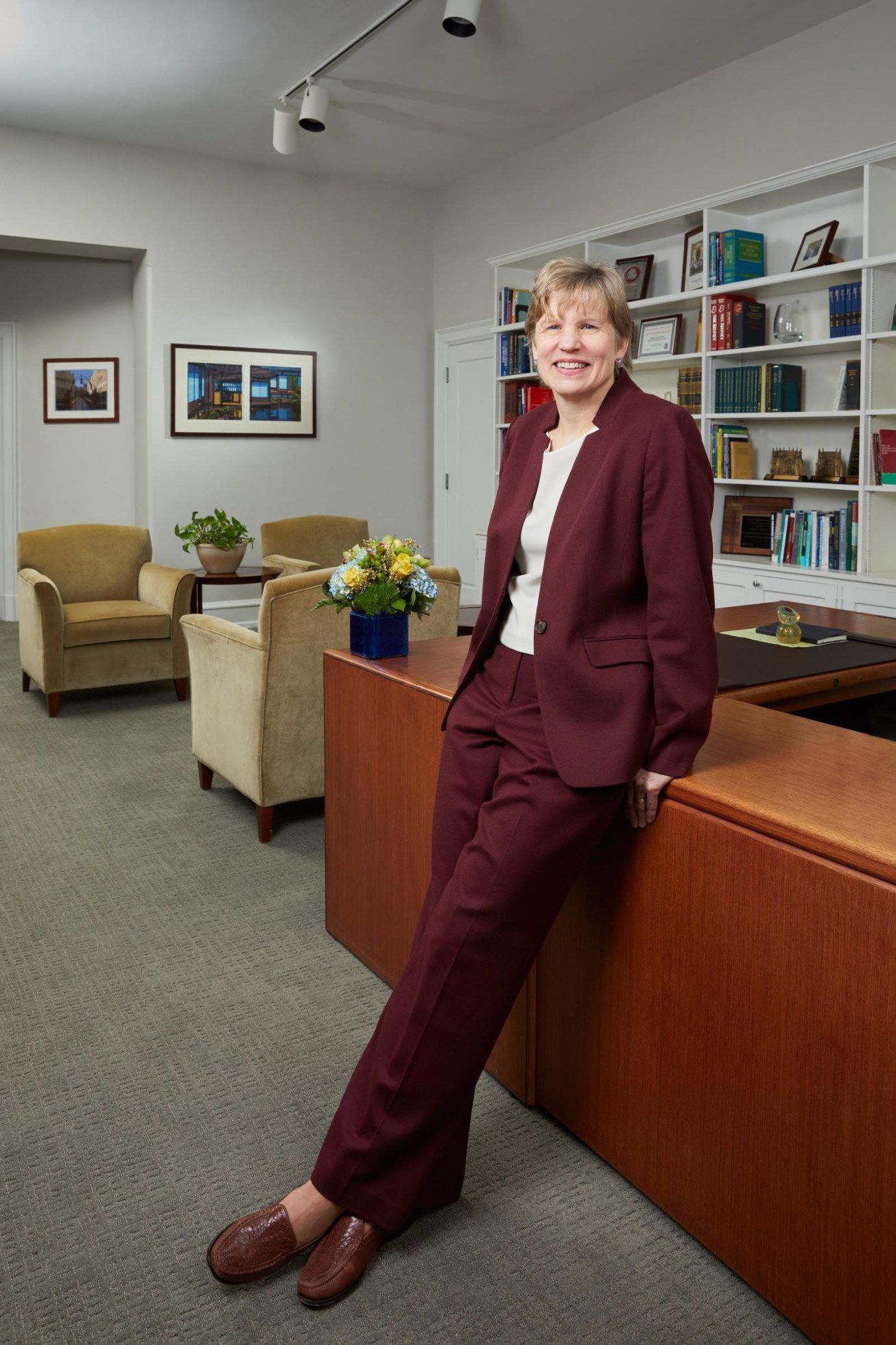 Dean Nancy J. Brown, MD