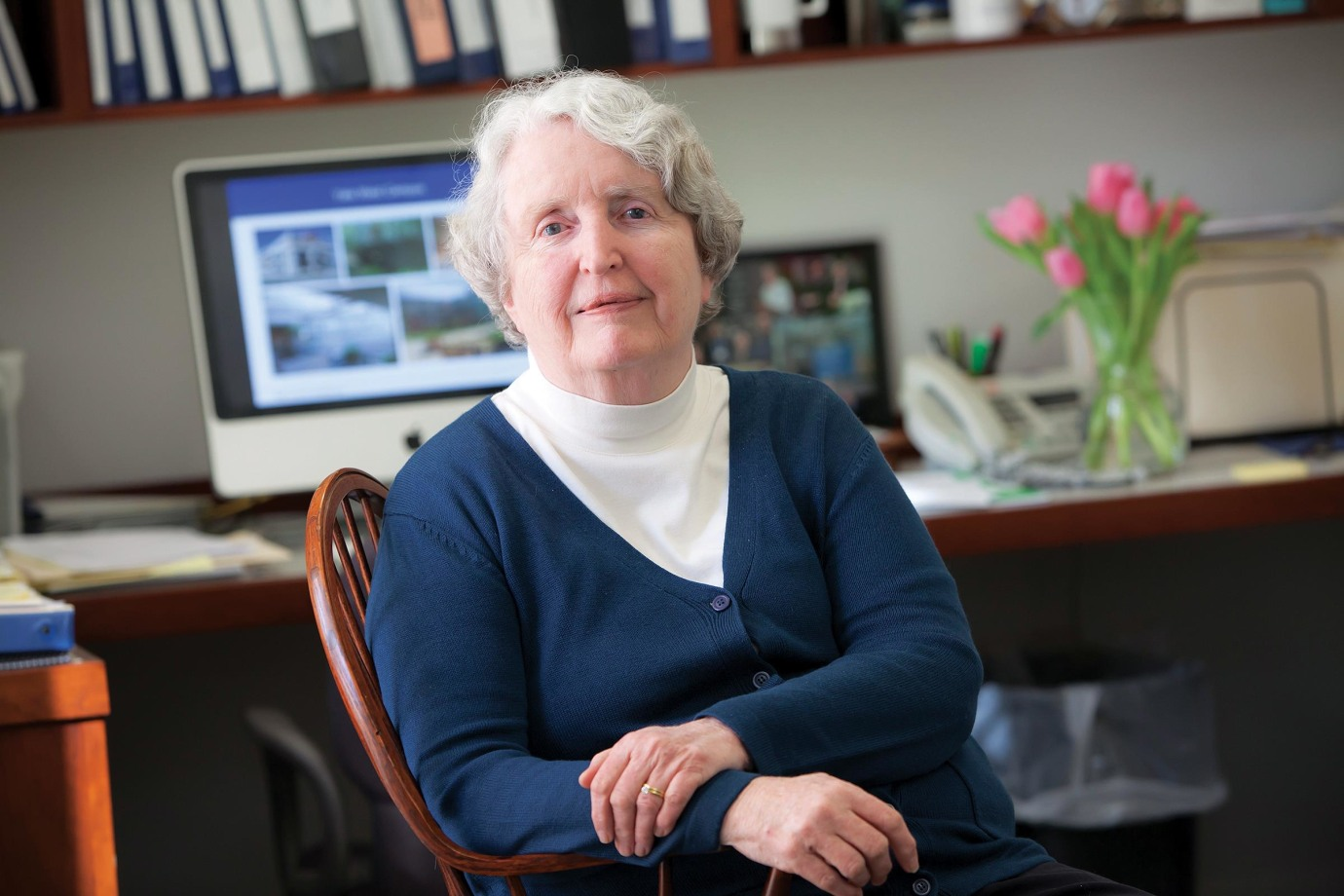 Carolyn Walch Slayman