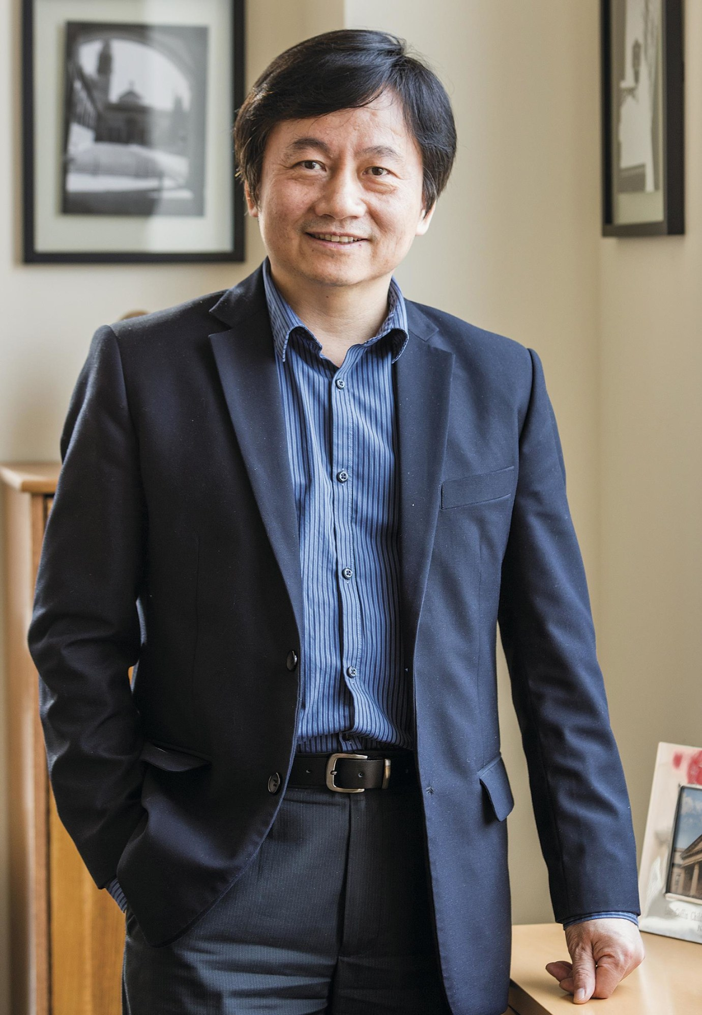 Haifan Lin believes that there is much to learn about the basic science of stem cells.