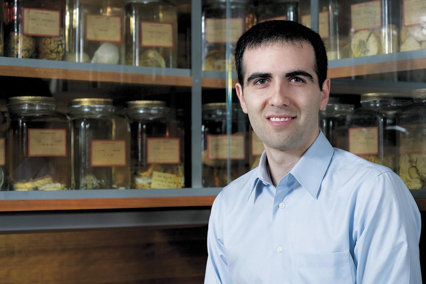 Strange behaviors may not be illogical, says Eliezer Sternberg, a first-year neurology resident.