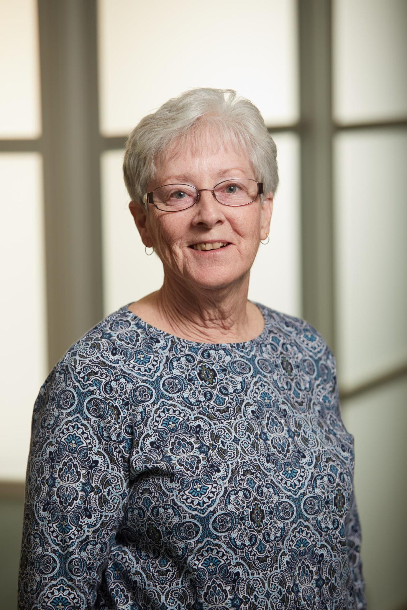 Kathy, longtime supporter and participant in clinical research at Yale.