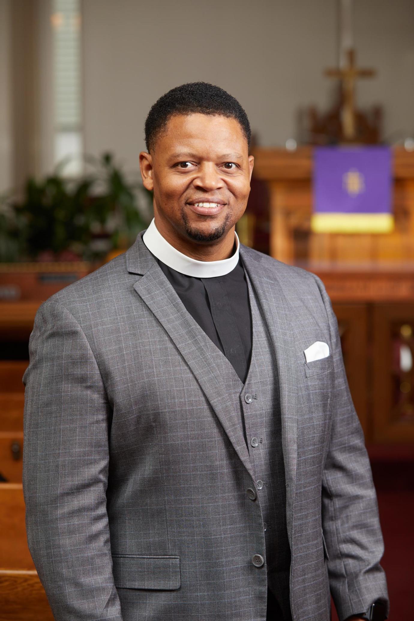 Reverend Kelsey M. Hopson