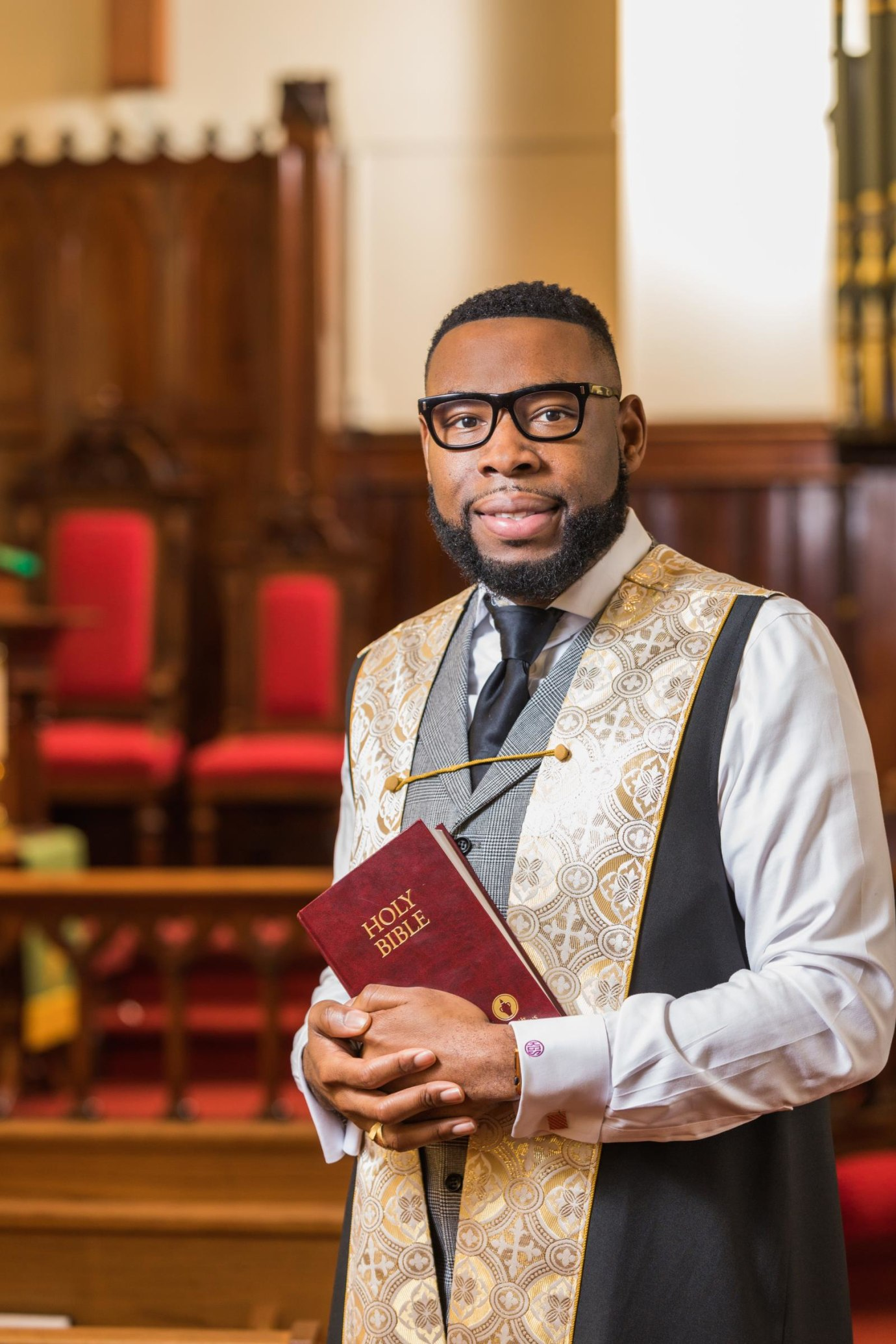 Reverend Kelcy Steele
