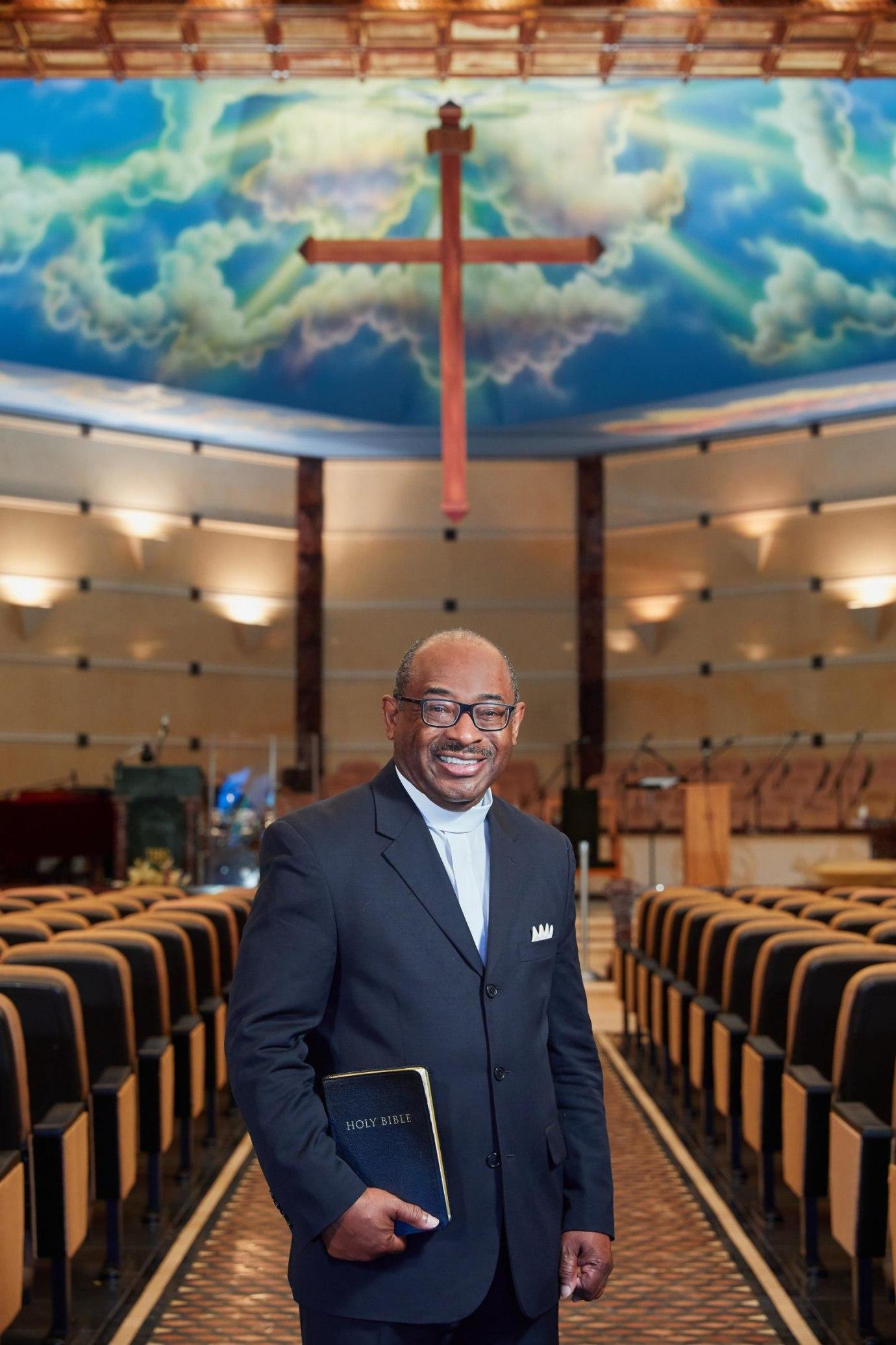Reverend Moses L. Harvill