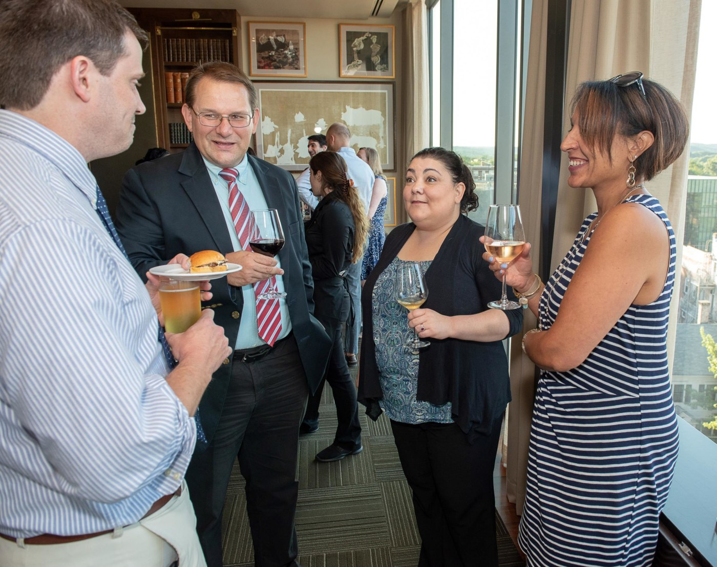 2018 Fellows Welcome Party