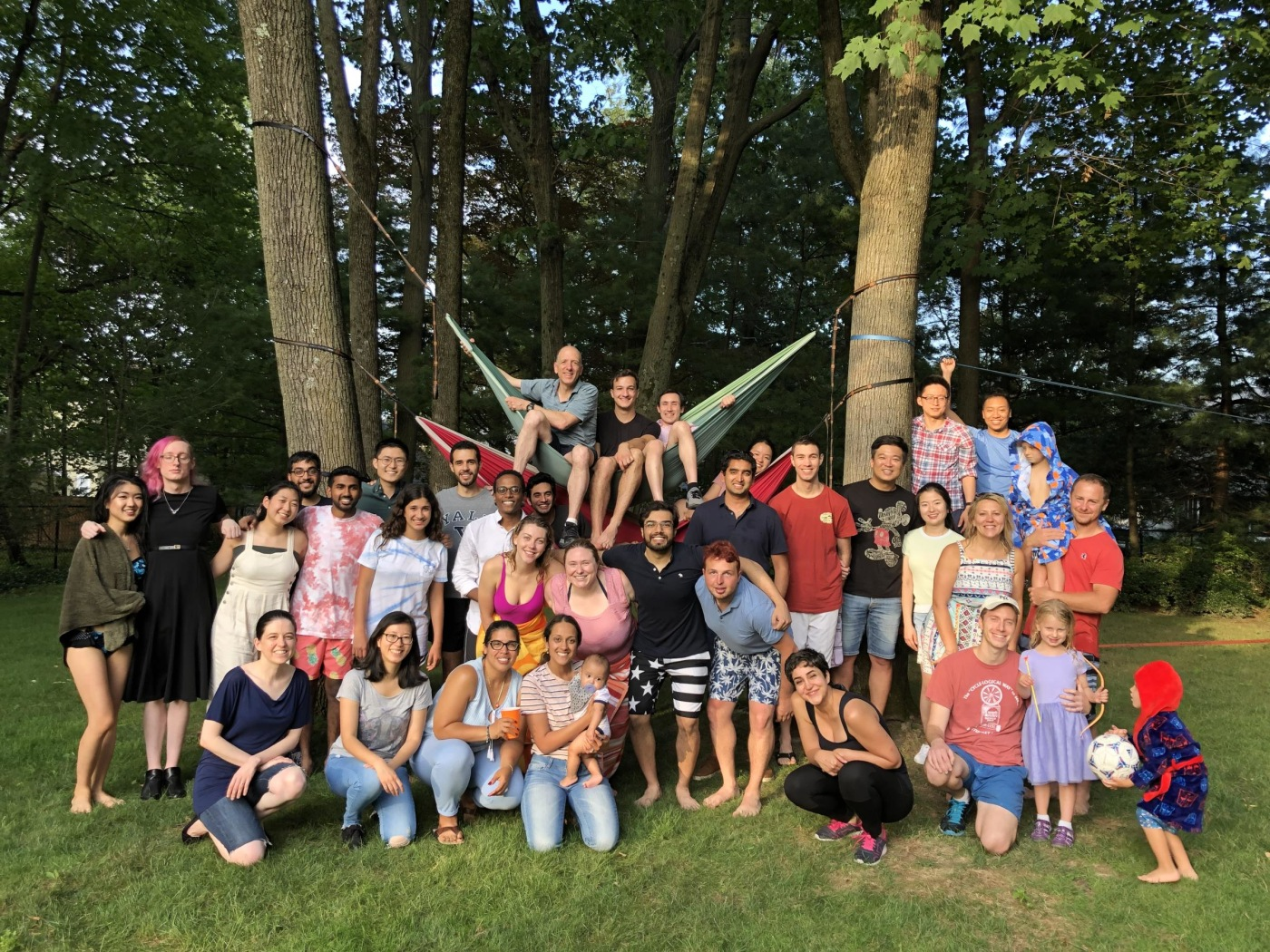 Lab Summer Outing 2019