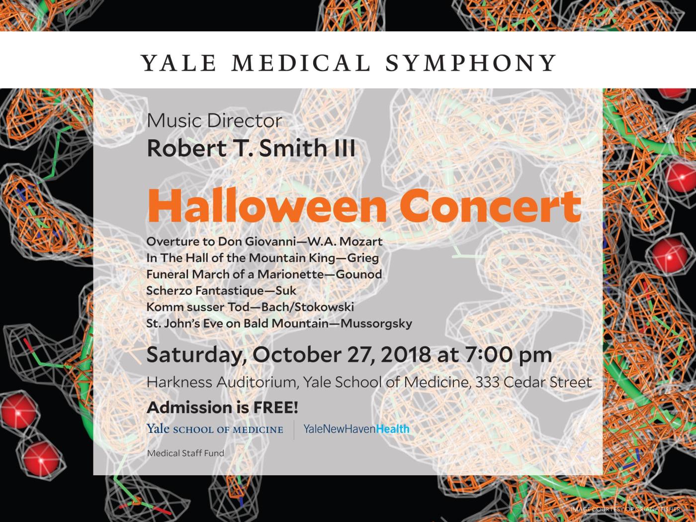 Yale Medical Symphony: Halloween 2018