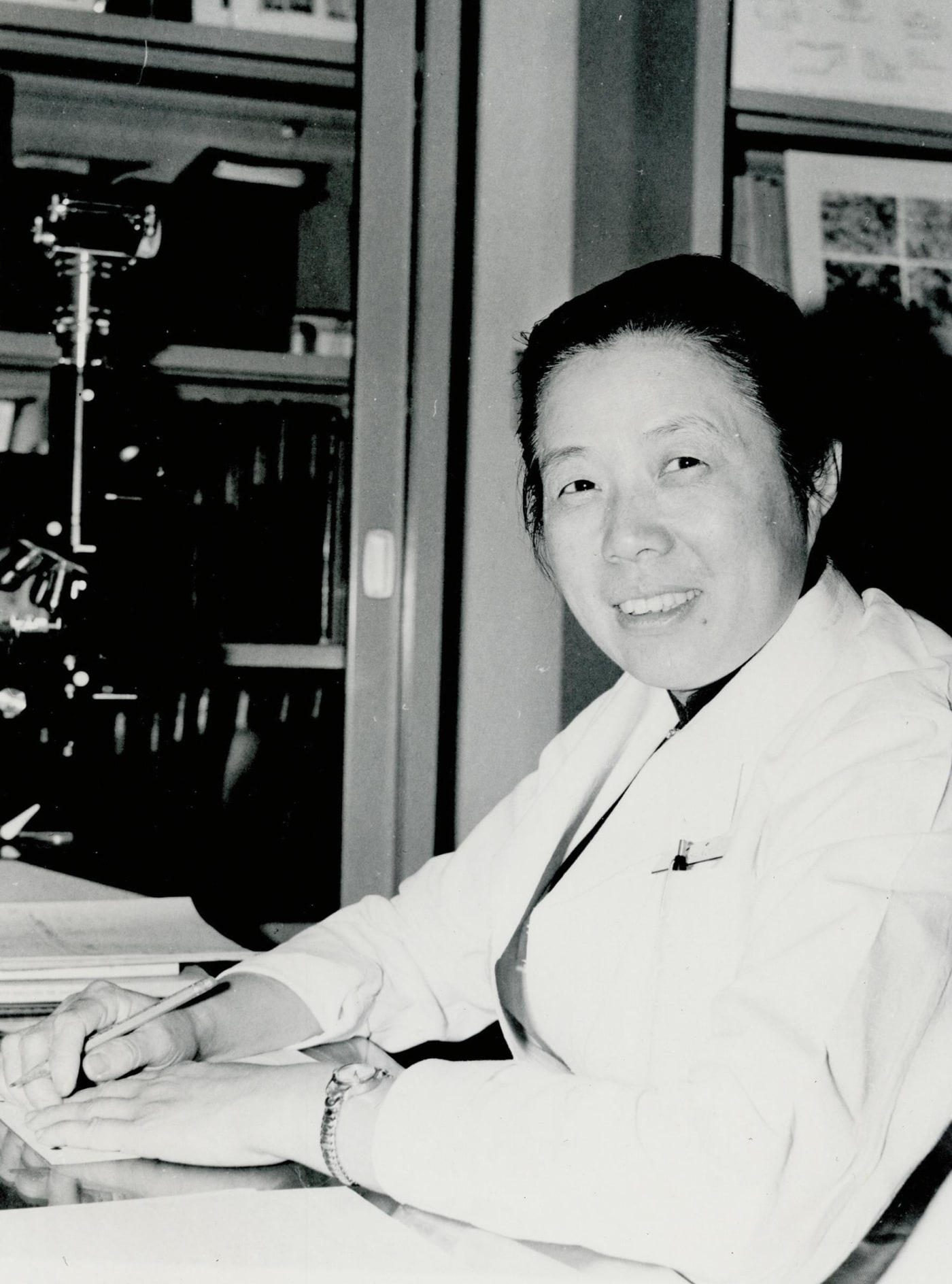 Edith Hsiung