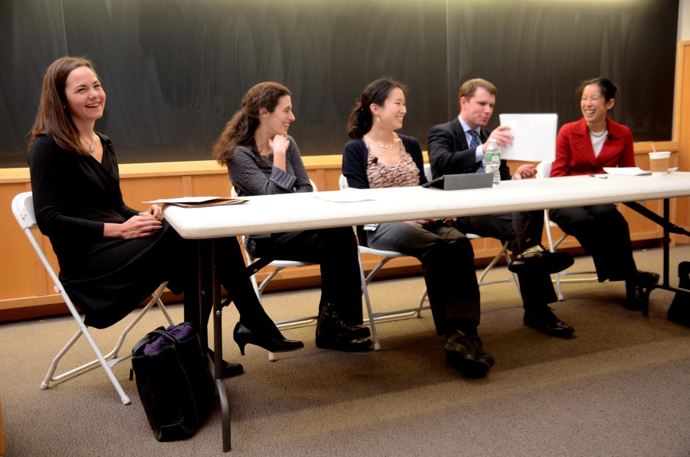 A panel on writing and medicine